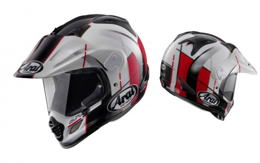arai tour x 4 un casque pour vos trails. Black Bedroom Furniture Sets. Home Design Ideas