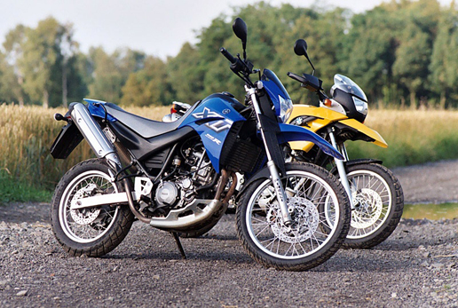 comparatif bmw f650gs vs yamaha xt660r objectif moto. Black Bedroom Furniture Sets. Home Design Ideas