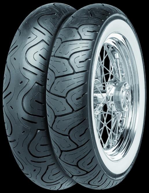 contimilestone whitewall le pneu flancs blancs objectif moto. Black Bedroom Furniture Sets. Home Design Ideas