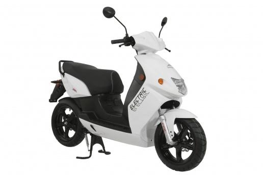 govecs go s1 4 scooter lectrique batterie amovible objectif moto. Black Bedroom Furniture Sets. Home Design Ideas