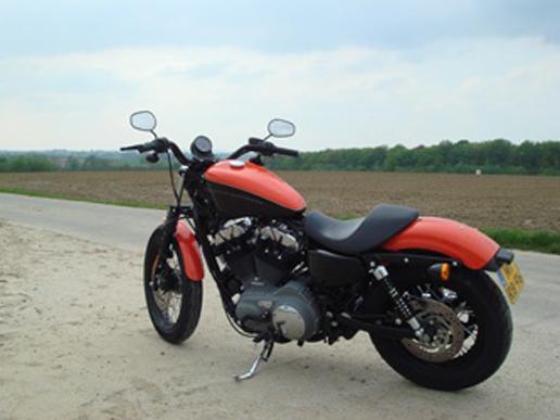 Essai Harley Davidson  Nightster