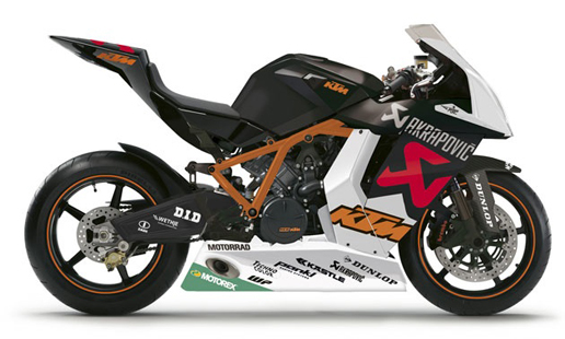 l 39 ic ne de la course moto jeremy mcwilliams sur une troisi me ktm objectif moto. Black Bedroom Furniture Sets. Home Design Ideas