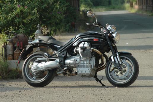 moto guzzi griso 850 objectif moto. Black Bedroom Furniture Sets. Home Design Ideas