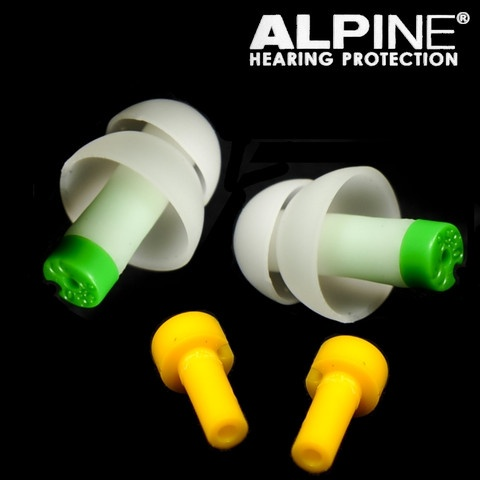 Protections auditives Alpine MotoSafe
