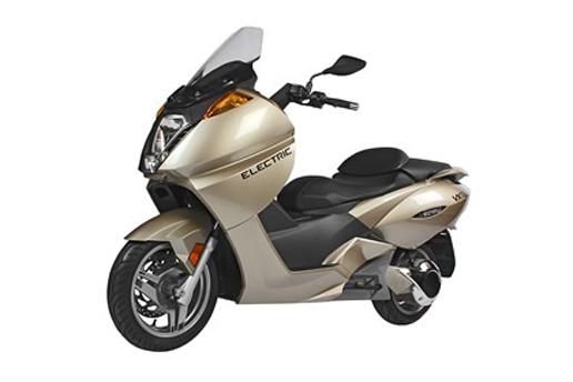 vectrix aussi des scooters lectriques objectif moto. Black Bedroom Furniture Sets. Home Design Ideas
