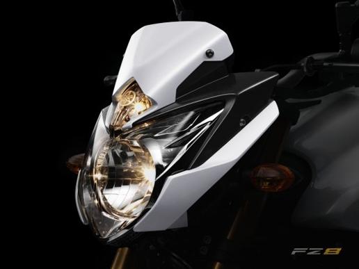 Yamaha FZ8 : imaginez l'impossible !