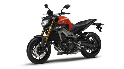 moto yamaha 09