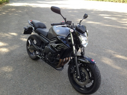 Accessoire moto xj6