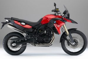 F800GS Rouge