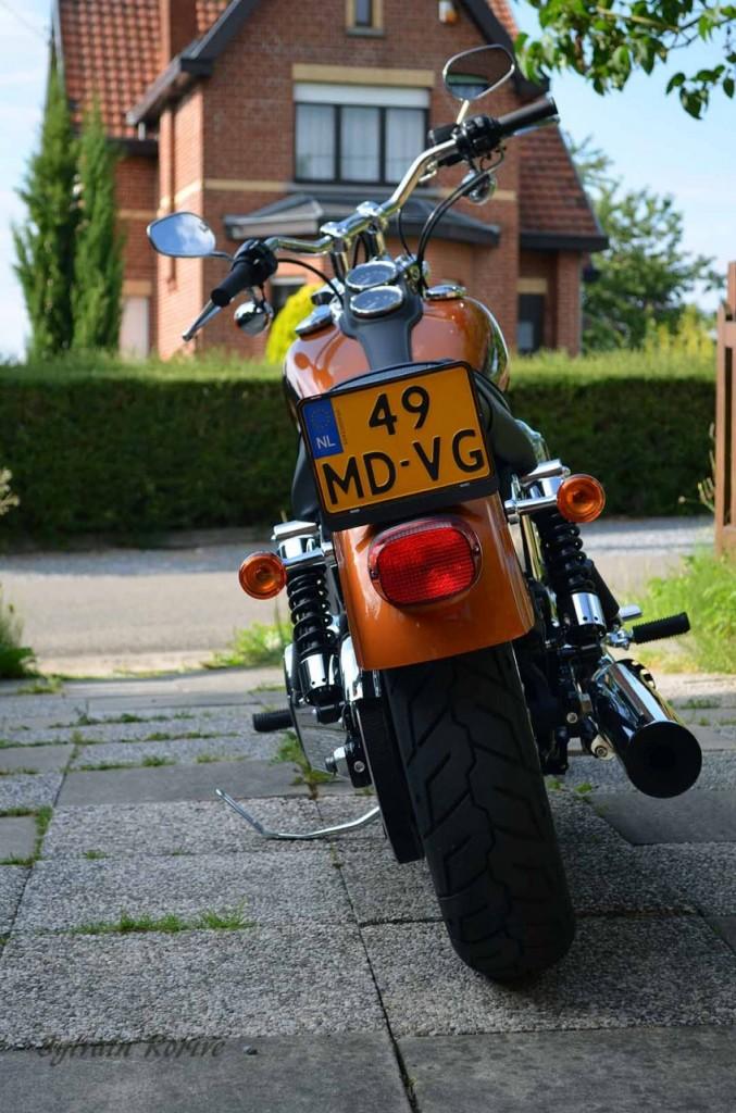 Harley-Davidson Dyna Low Rider 2014 sur un vent de nostalgie
