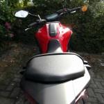 Yamaha MT07 un code à retenir