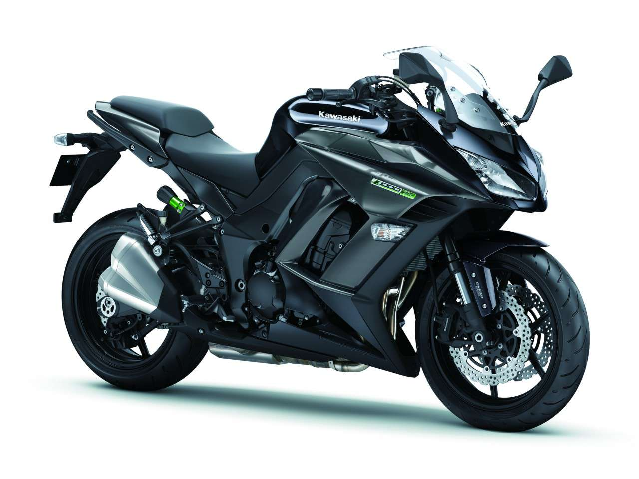 les nouvelles couleurs de la kawasaki z1000 sx 2015 objectif moto. Black Bedroom Furniture Sets. Home Design Ideas