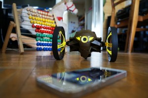 parrot drone jumping sumo rolling spider
