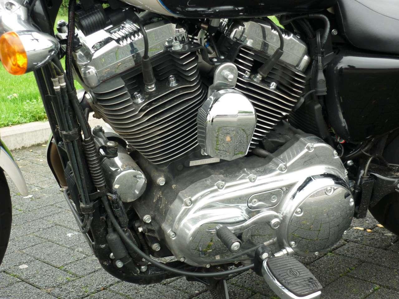 harley davidson sportster 1200 superlow touring objectif moto. Black Bedroom Furniture Sets. Home Design Ideas