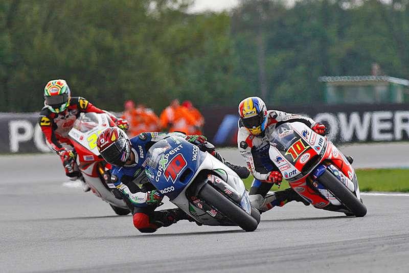 Moto2 – Deux pilotes suisses dans le Top 10 à Brno !