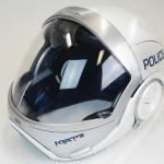 Forcite, casque du futur pour la police