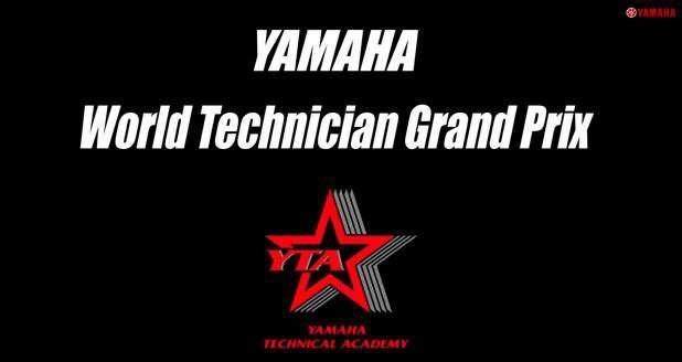 yamaha world grand prix technician