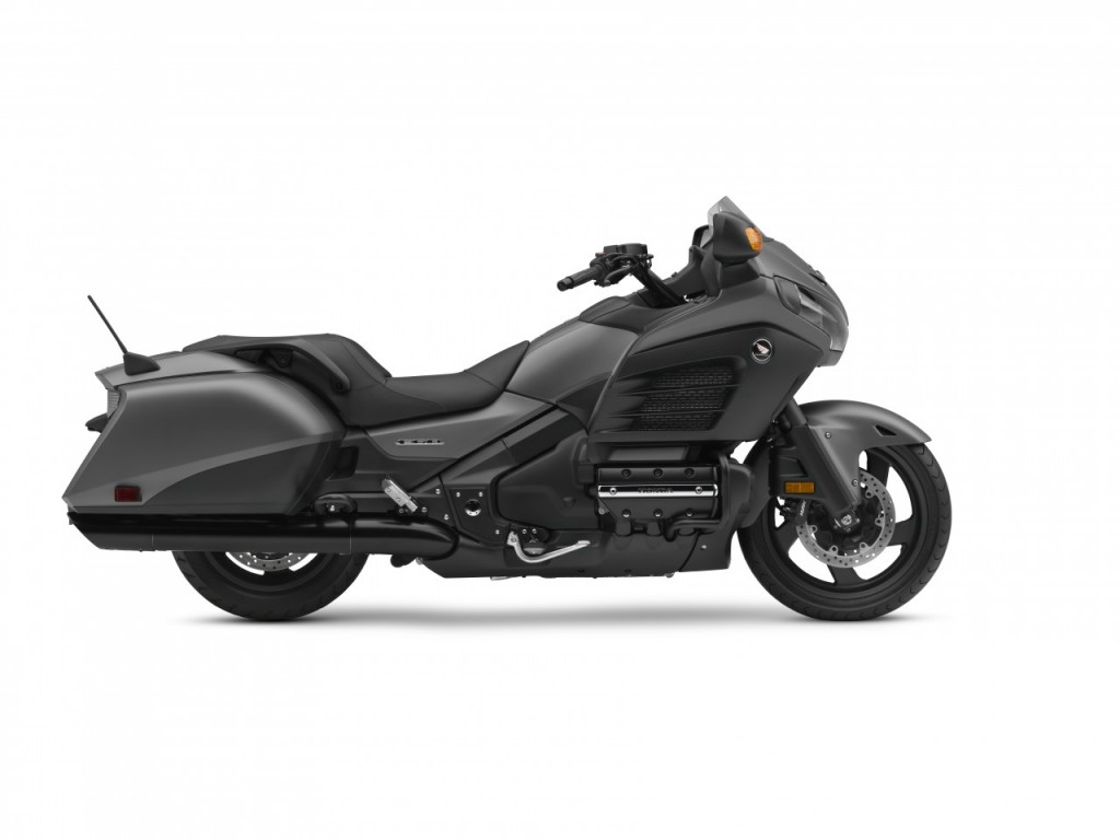 honda goldwing F6B 2015
