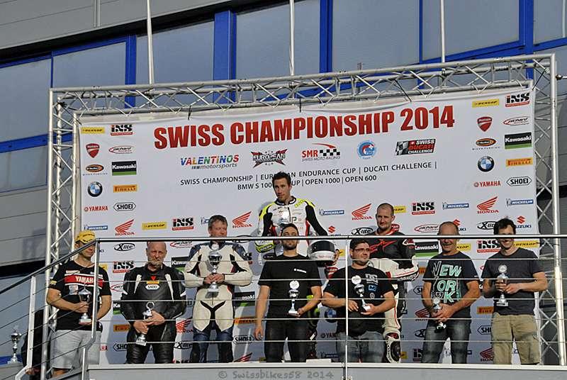 Championnat Suisse Moto – Dijon 30 et 31 août 2014