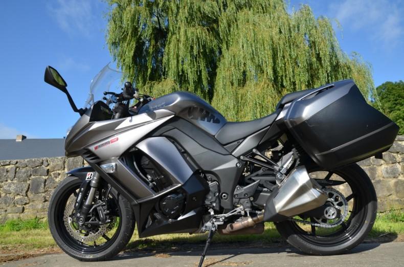 Kawasaki Z1000SX 2014   Objectif-moto