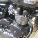 Triumph Bonneville T100 Black Edition 35 Kw