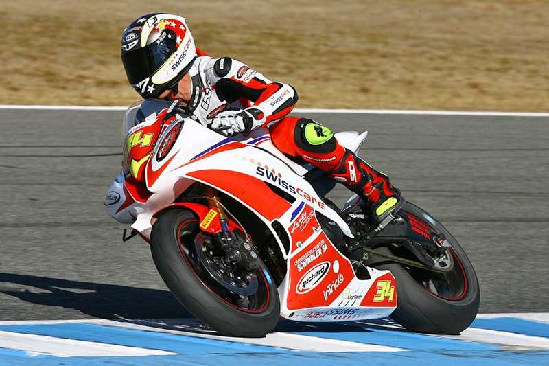 STK 600 – Adrien Pittet – Avant-dernière course du Championnat d'Europe à Jerez