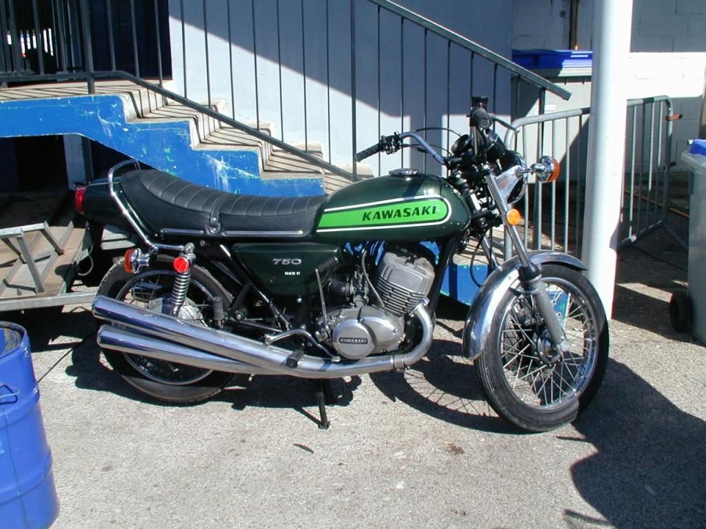Une nouvelle Kawasaki H2, un nouveau monstre ?