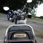 Yahama SR 400, retour vers le passé.