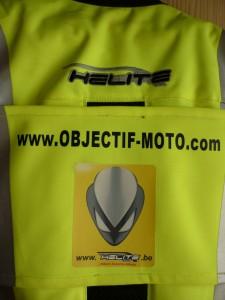 Sortez protégés avec le gilet airbag Helite !