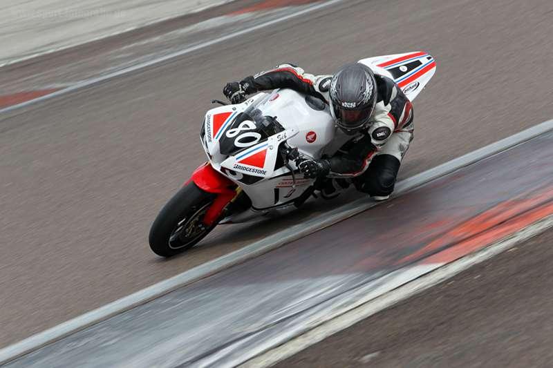 Sébastien Fraga – Un début prometteur en catégorie 600 cc à Dijon !