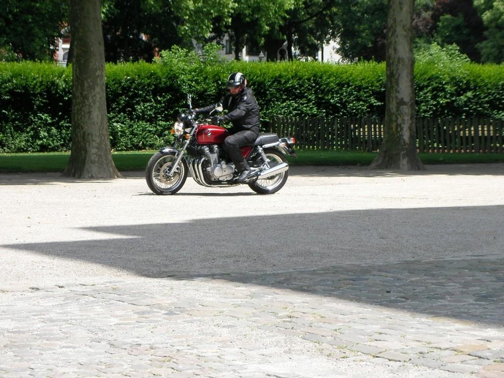 La Honda CB1100EX