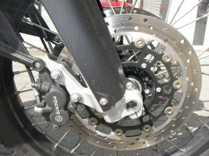 les excellents freins Brembo for Bmw
