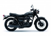 kawasaki w800 black edition 2015
