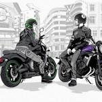 Nouveauté 2015: la Kawasaki Vulcan 650 S