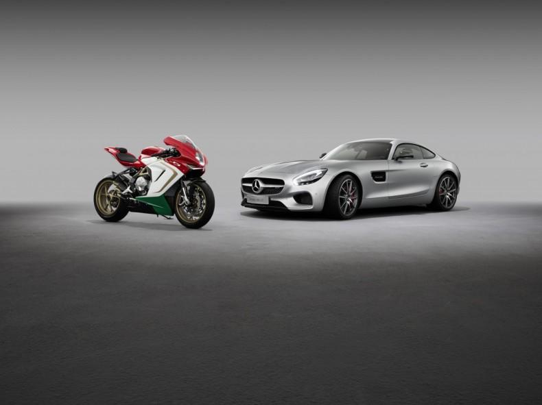 MV Agusta AMG Mercedes