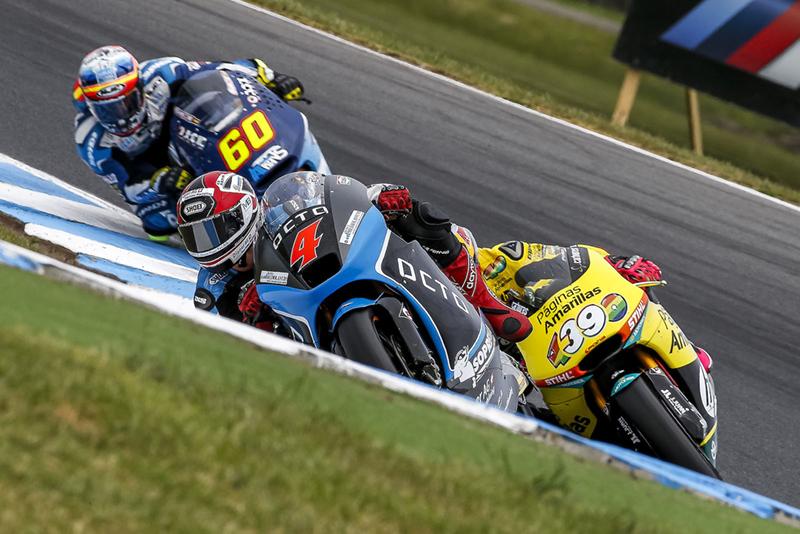 Moto2 – Thomas Lüthi remporte la 2e place au Grand Prix d'Australie !