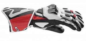 Spidi Carbo 1 gant racing en cuir et carbone