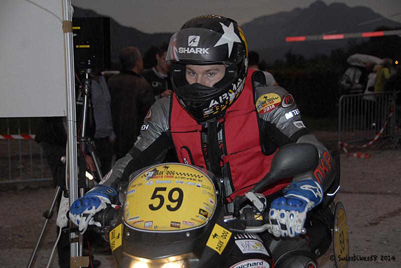 Dark Dog Moto Tour – le point à mi-rallye pour Julien Claude