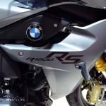 la BMW R1200 RS