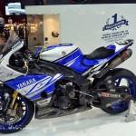 Côté sport chez Yamaha