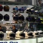 Intermot 2014 des casques pour toutes les têtes
