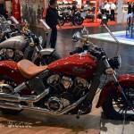 Intermot 2014 : Harley Vs Victory et Indian