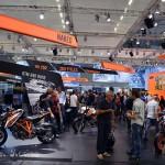Intermot 2014 : KTM juste après la conférence