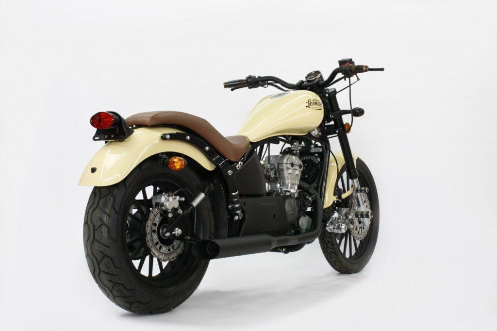petite mais classe la l onart 125 objectif moto. Black Bedroom Furniture Sets. Home Design Ideas