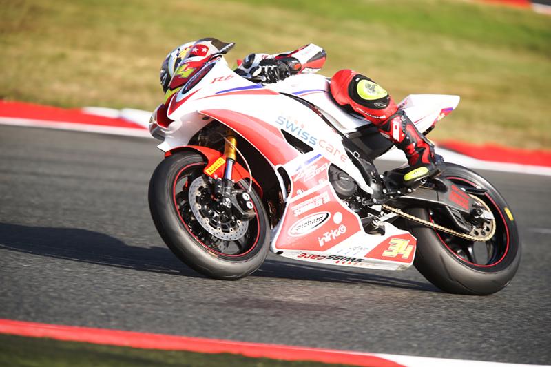 STK 600 – Adrien Pittet – Dernière course du Championnat à Magny-Cours
