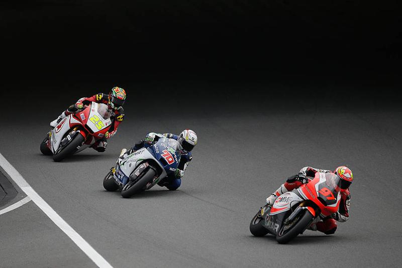 Moto 2 – Thomas Lüthi grand vainqueur au Japon !