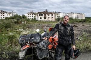 Avec IXS sur la route des os en Russie