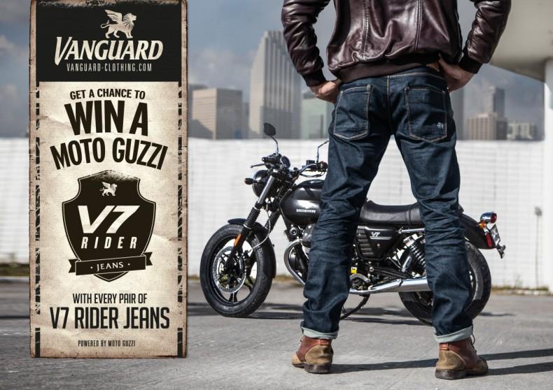 vanguard moto guzzi