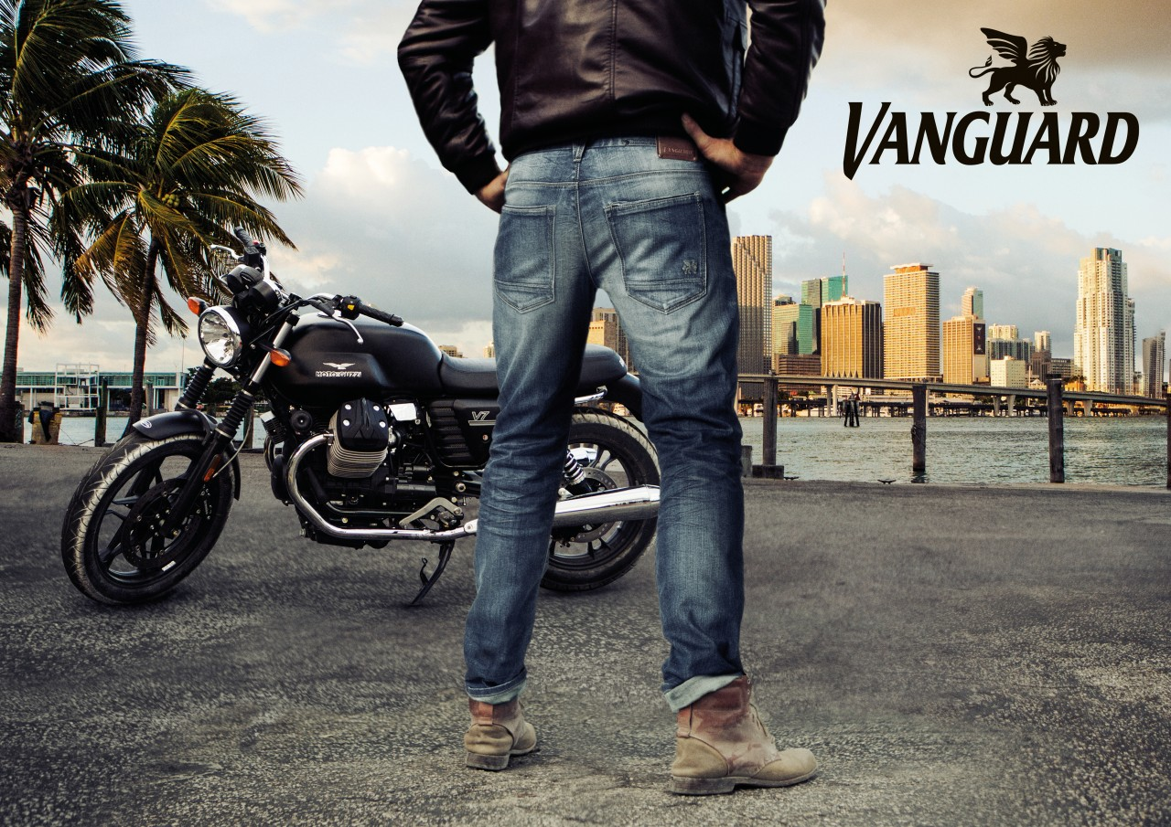 Une Vêtements Vous Gagner Café Racer V7 Font Vanguard Les xHqUwBBX