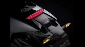 Honda Vultus: the Dark Bike rises